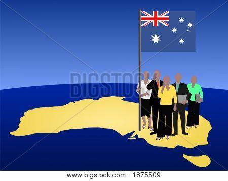 Australia Business Team