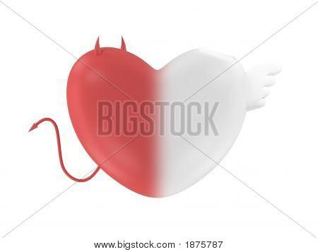 Heart Good Evil