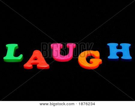 Neon Laugh