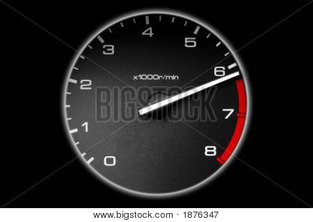 Tachometer Panel