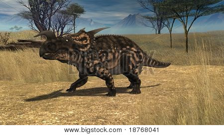 einiosaur run
