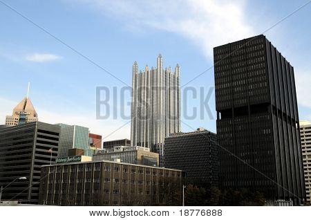Pittsburgh feb 11: Alcoas massive Entlassungen sind die wirtschaftlichen Aussichten des Pittsburgh, Penn Trübung