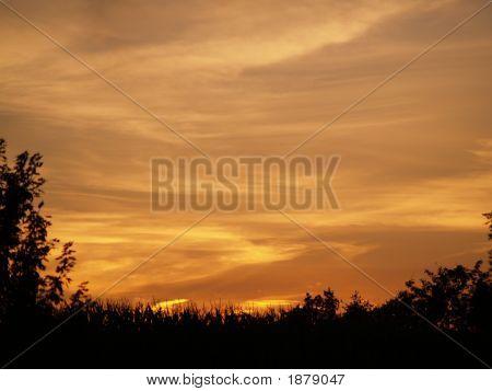 Missouri Valley Sunset