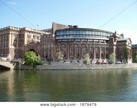Swedish Parliament 02