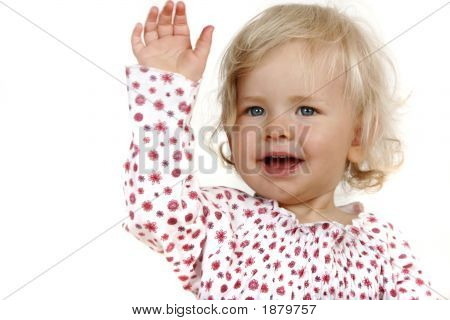 Kid, Girl, Baby, Care, Pose, Love, Cute, Young, Sweet, Laugh, Child, Happy, Smile, Dress, Flower, Su