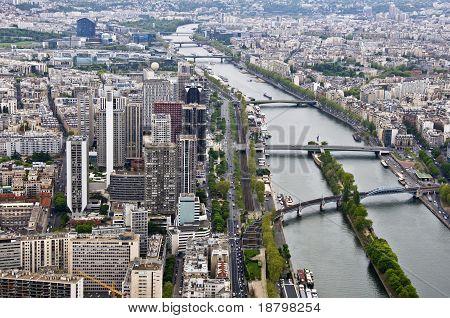 Center of Paris