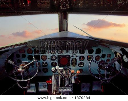 Cockpit Landscape