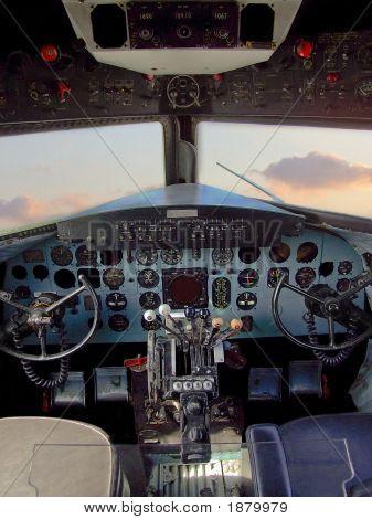 Old Cockpit