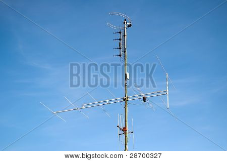 Aerial Television Antenna