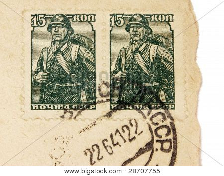 War Stamps
