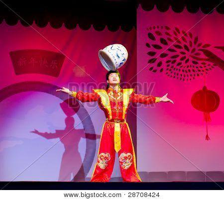 Chinese New Year 2011 celebration
