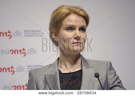 Denmarkpm _pm Helle Thorning-schmidt & President Barosso