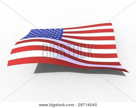 Flaf of United States