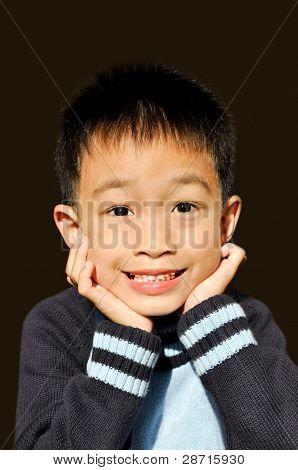 Sorriso de menino