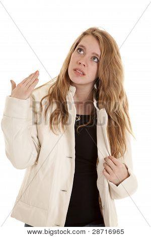 Heat Wave Teen Jacket