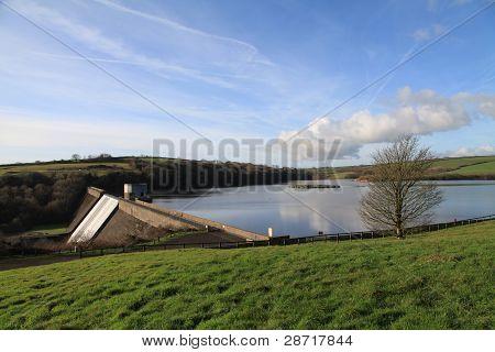 Llysyfran Dam, Pembrokeshire