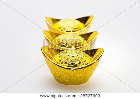 Gong Xi Fa Chai- Gold Ingots
