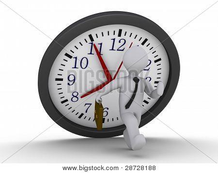 Avoid The Falling Clock Deadline
