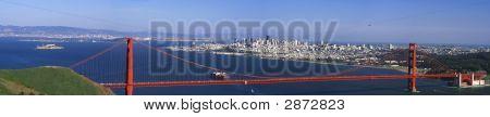 Langgassertor San Francisco panorama