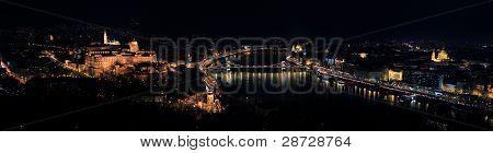 Budapeste de panorama