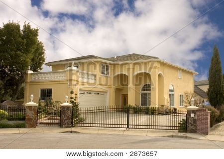 Gated Home