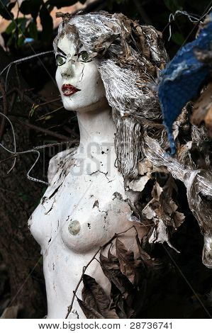 Creepy Mannequin