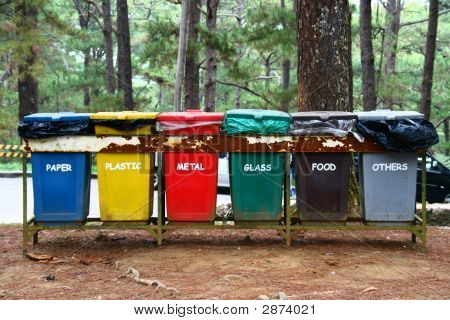 Trash Bins