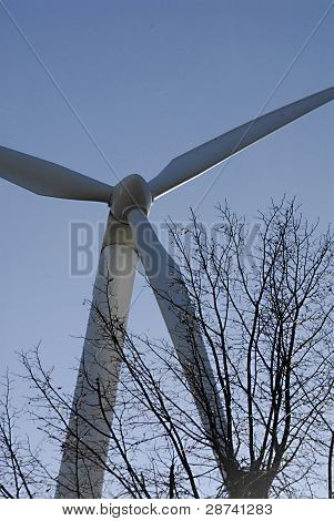 Denmark_vestas Turbine:nation In Shock