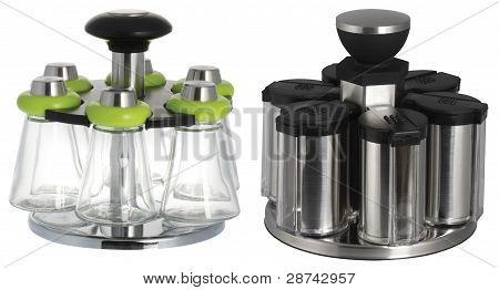 Sal And Sugar Dispenser