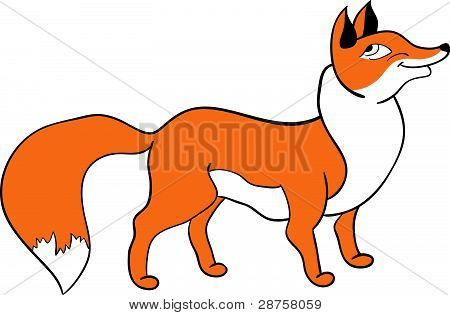 Artful fox.eps