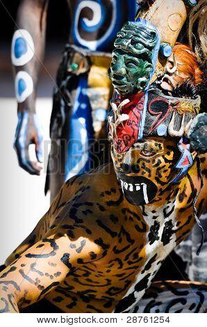 Mayan Ancient Warriors