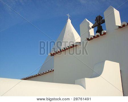 Senhora da Rocha's shrine