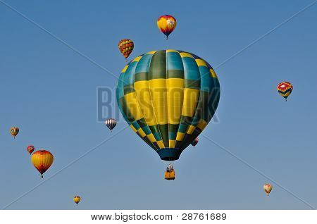 Reno Hot Air Balloon 2011