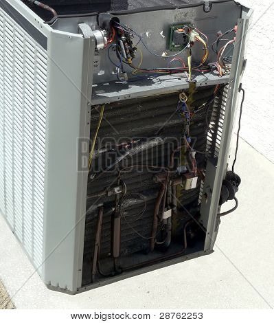 Air Conditioner Heat Pump Repair