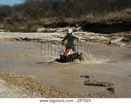 Atv Water Hole