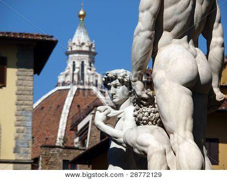 Florence -  Piazza Signoria