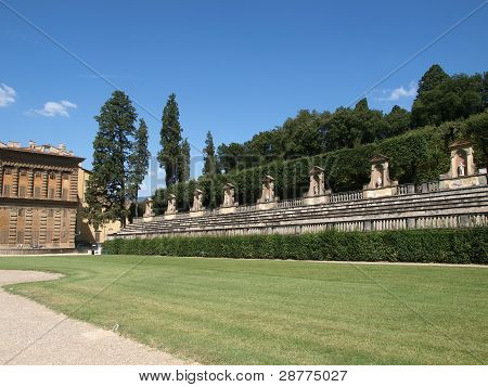 Boboli Gardens Amphitheatre