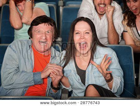 Theater People Scream