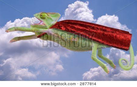 Chameleon Superhero