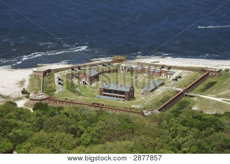 Fort Clinch.