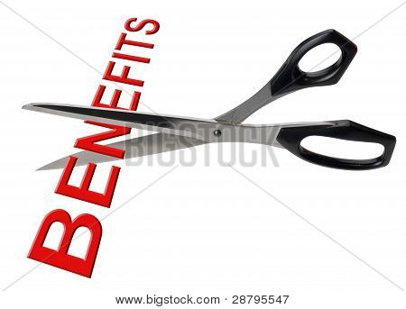 Cutting benefits, isolated