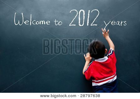 Welcome to 2012 years
