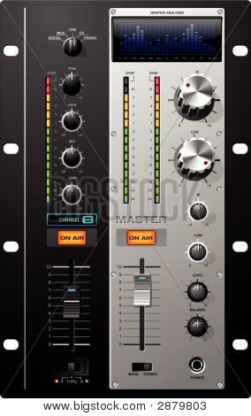 Sound Lab Controls