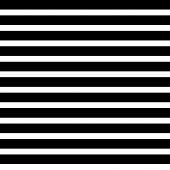 Horizontal Straight Lines With  The Black:white (thickness) Ratio Equal With 34:21 Fibonacci Ratio ( poster