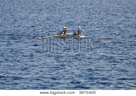 Rowing Practice