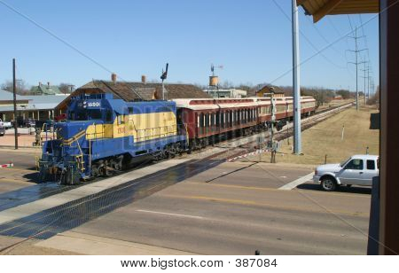 Excursion Train