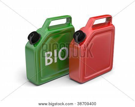 Bio combustível