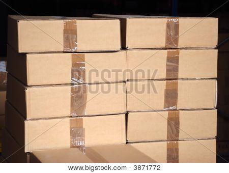 Boxes Piles