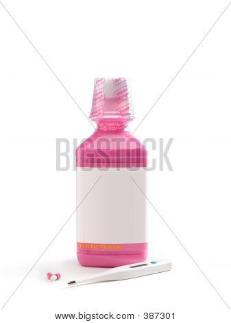 Pink Bismuth