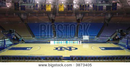 Notre Dame de Basketball